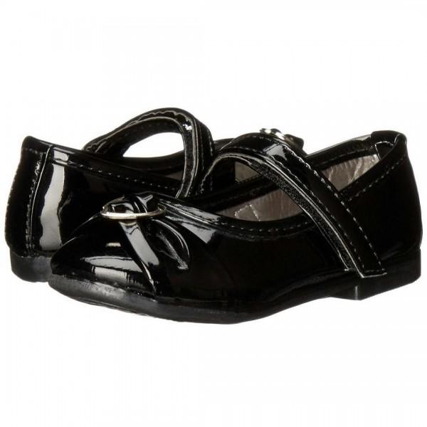 Rugged Bear Girls Dress Shoes