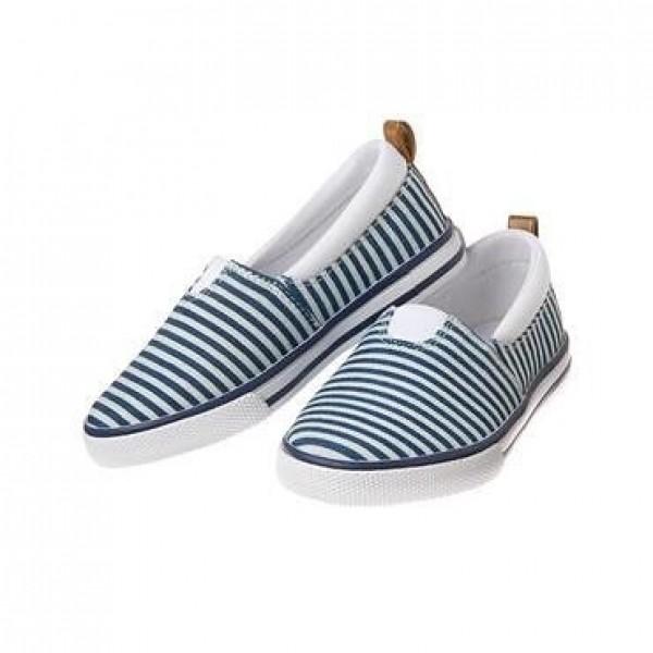 Crazy8 Stripe Slipon Sneakers
