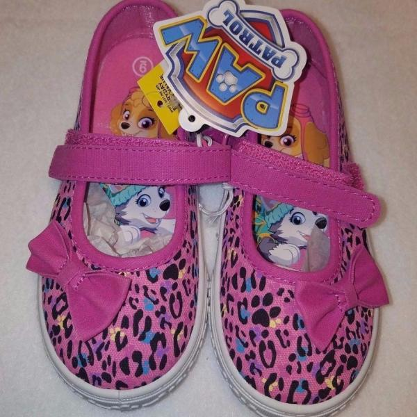 Paw Patrol Shies with bow