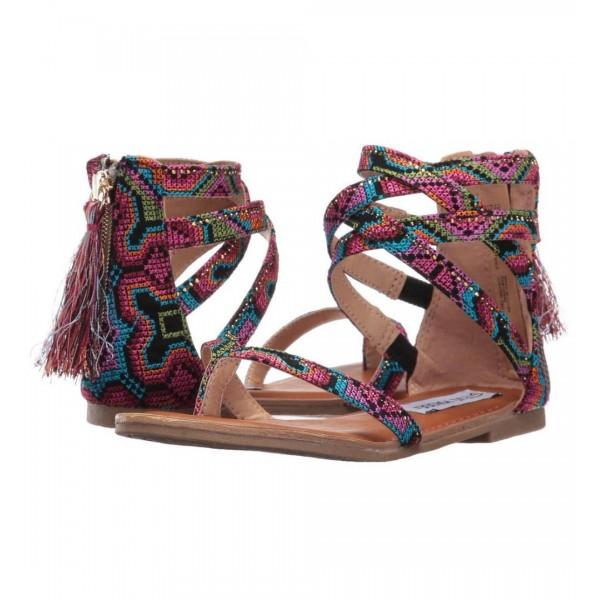 Steve Madden Girls Gladiator Sandals