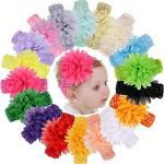 Nuo Nuo mom 3 in 1 baby head wraps
