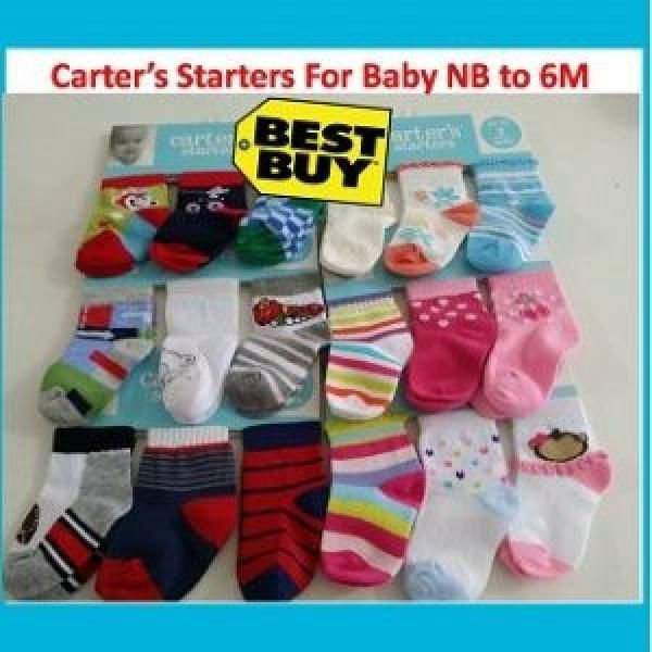 Carter's comfy fit socks