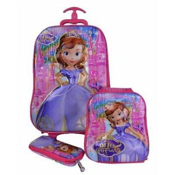 trolley school  bag lunchbox